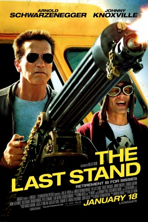 The Last Stand 3333x5000