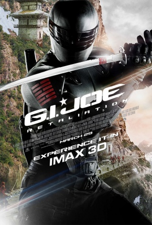 G.I. Joe: Retaliation 820x1212