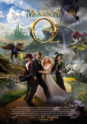 Oz the Great and Powerful 400x571