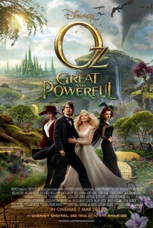 Oz the Great and Powerful 940x1396