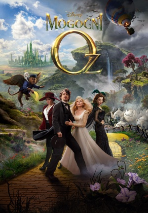 Oz the Great and Powerful 556x800