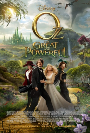 Oz the Great and Powerful 864x1280
