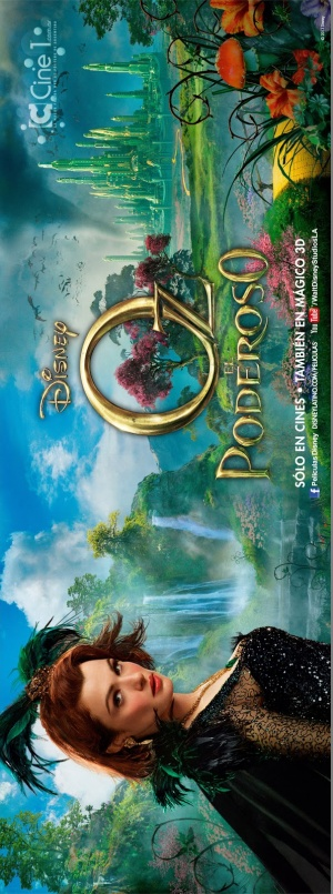 Oz the Great and Powerful 596x1600
