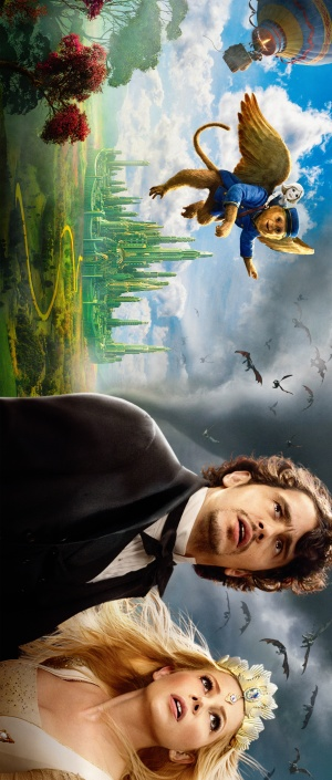 Oz the Great and Powerful 2128x5000