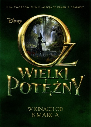 Oz the Great and Powerful 717x1000