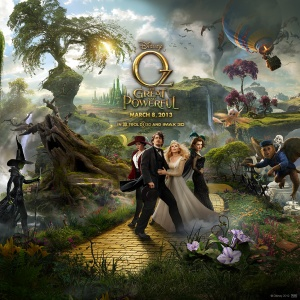 Oz the Great and Powerful 1024x1024