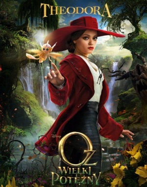 Oz the Great and Powerful 534x678