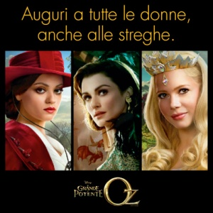 Oz the Great and Powerful 403x403