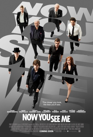 Now You See Me 3375x5000