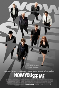Now You See Me - I maghi del crimine poster
