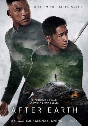 After Earth 3307x4724
