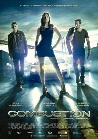 Combustión poster
