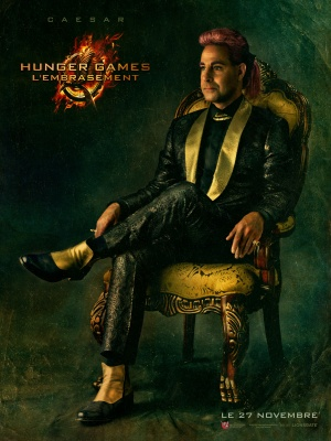 The Hunger Games: Catching Fire 3751x5000