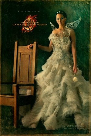 The Hunger Games: Catching Fire 1400x2075