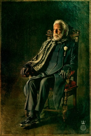 The Hunger Games: Catching Fire 673x1000