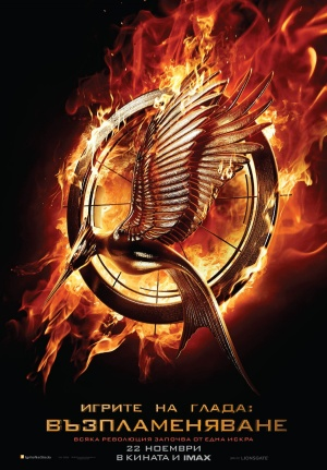 The Hunger Games: Catching Fire 1350x1941