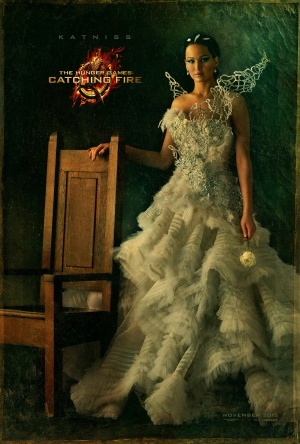The Hunger Games: Catching Fire 1350x2000