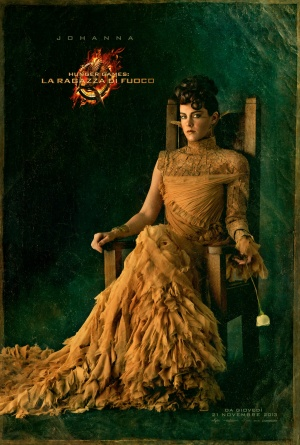 The Hunger Games: Catching Fire 1280x1897