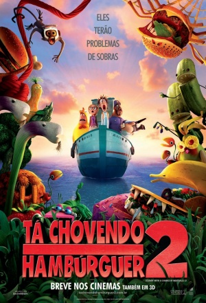 Cloudy with a Chance of Meatballs 2 681x1000