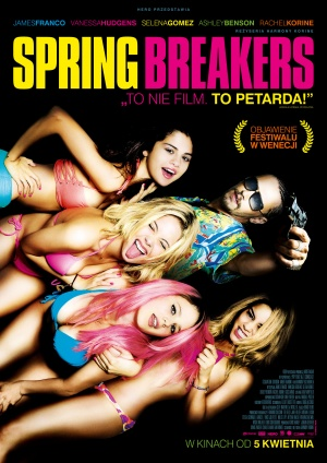 Spring Breakers 1654x2339