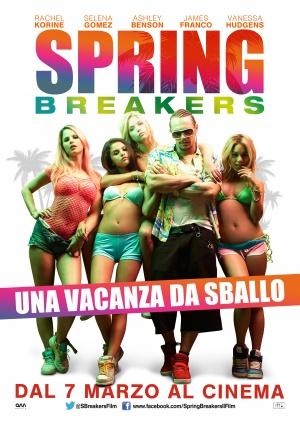 Spring Breakers 3425x4843