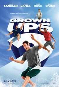 Odrasli 2 poster
