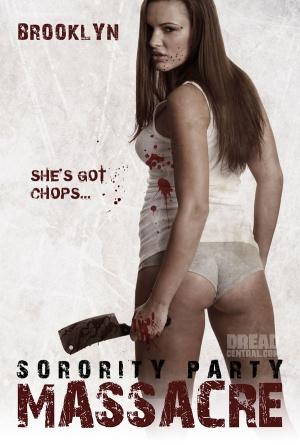 Sorority Party Massacre 600x889