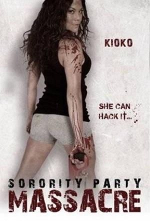 Sorority Party Massacre 312x460