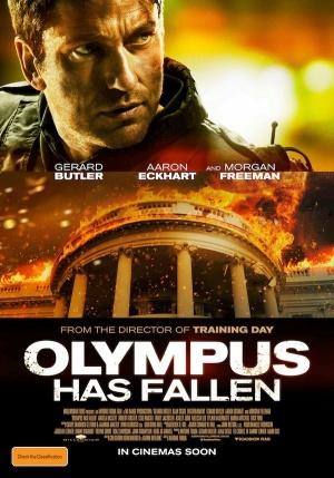 Olympus Has Fallen 600x857