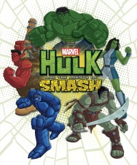 Hulk and the Agents of S.M.A.S.H. poster