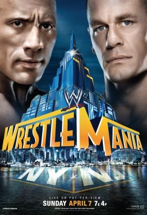 WrestleMania 29 1028x1500