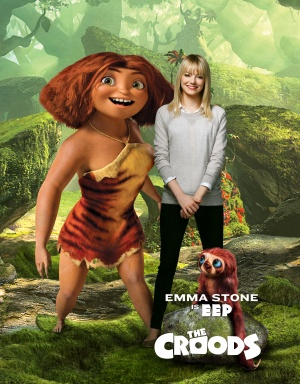 The Croods 3638x4660