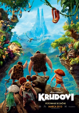 The Croods 557x800
