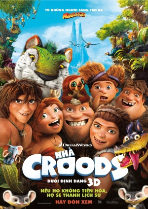 The Croods 2480x3508