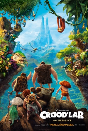 The Croods 1372x2048