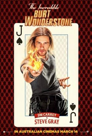 The Incredible Burt Wonderstone 600x889