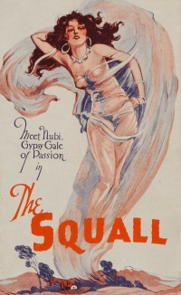 The Squall poster