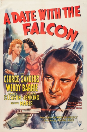 A Date with the Falcon Poster