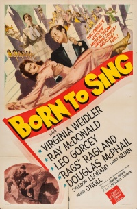 Born to Sing poster