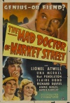 The Mad Doctor of Market Street poster