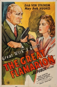 The Great Flamarion poster