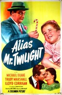 Alias Mr. Twilight poster