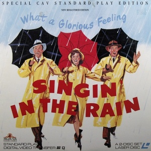 Singin' in the Rain 650x650
