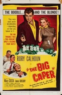 The Big Caper poster
