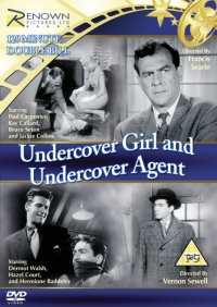 Undercover Girl poster
