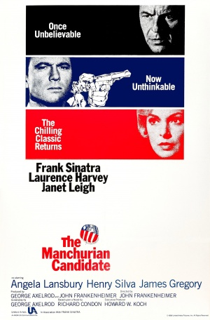 The Manchurian Candidate 1975x3000