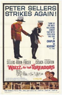 Waltz of the Toreadors poster