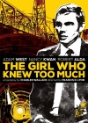 The Girl Who Knew Too Much Cover