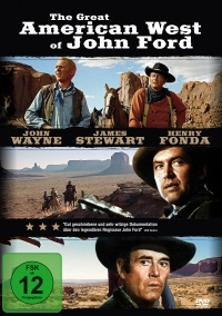 The American West of John Ford poster