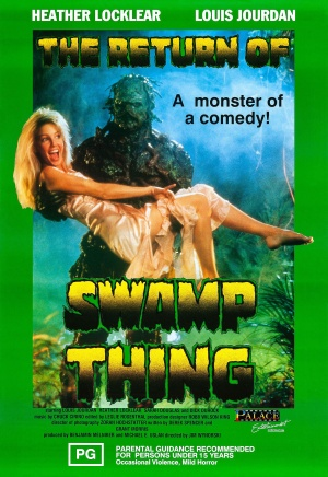 The Return of Swamp Thing 2041x2968